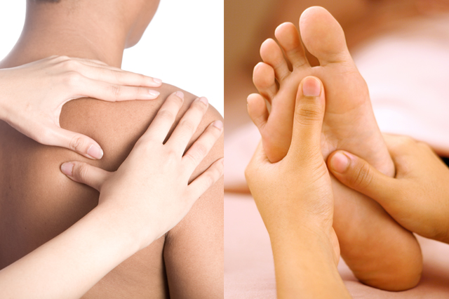 Massage + Foot Reflexology
