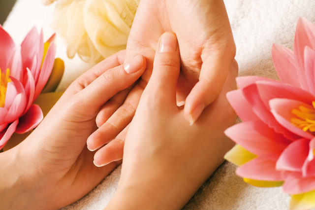 Hands Reflexology